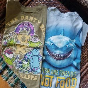 Other - Disney Store t shirt bundle